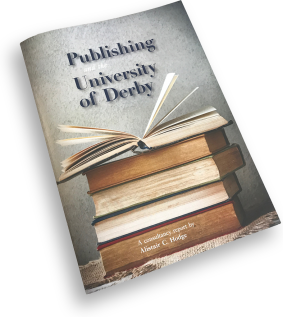 Publishing and the UoD final report, front cover